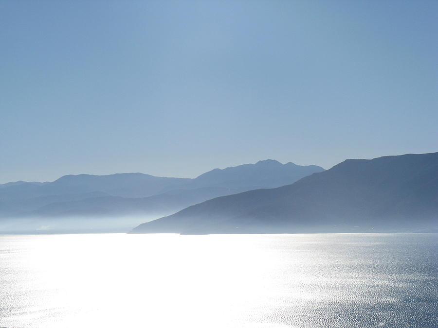 Sea Photograph - Dreamy Sea by Daniel  Taylor