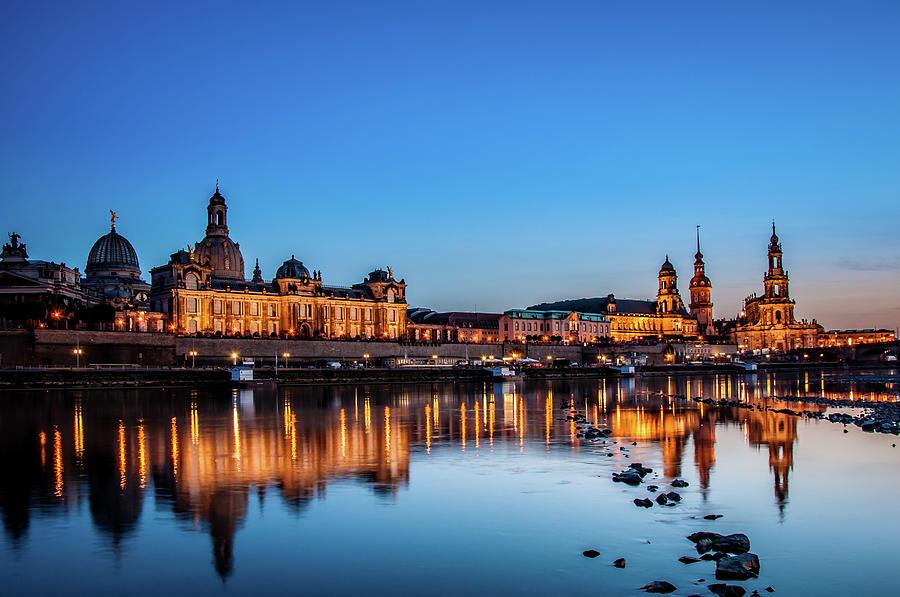 Dresden Altstadt Photograph by © Tom Reichl