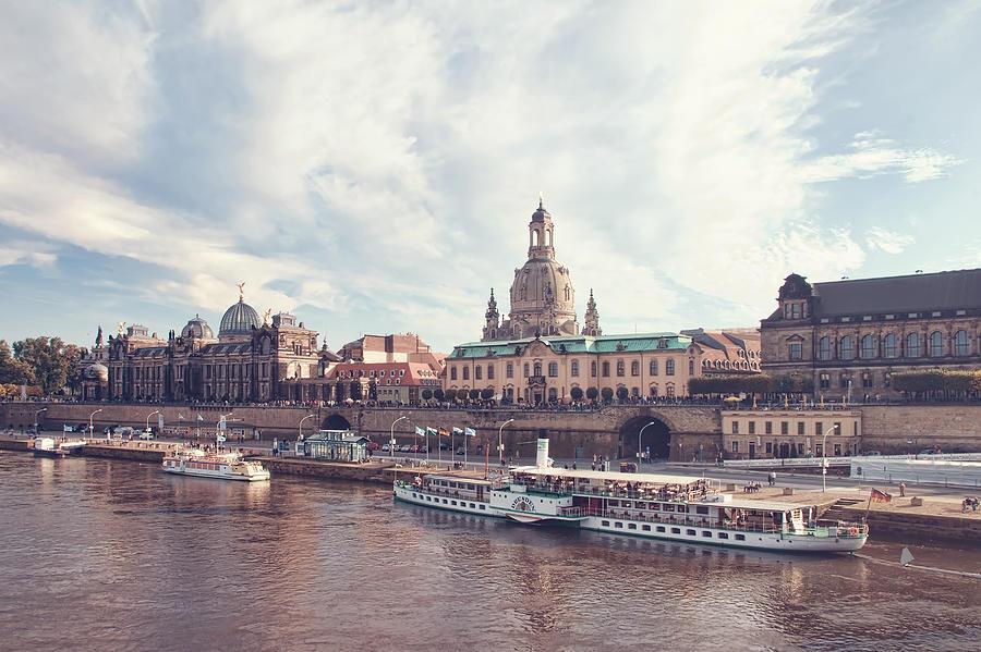 Dresden Photograph - Dresden by Steffen Gierok