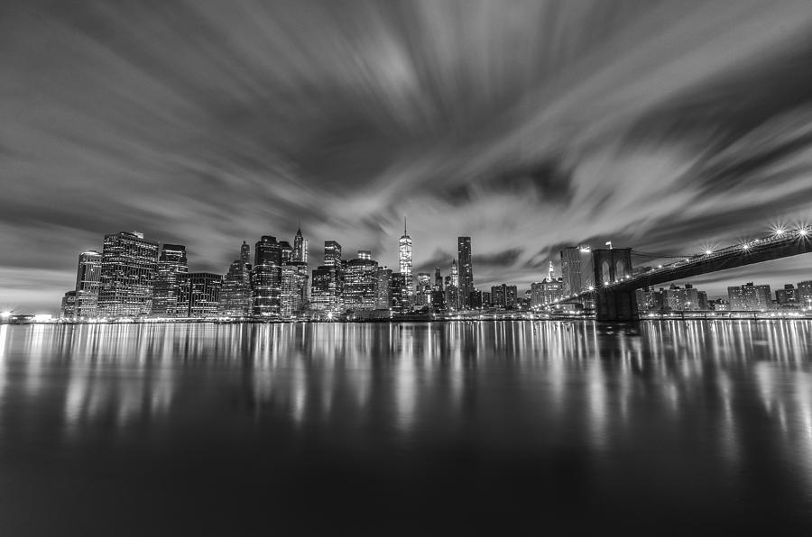 Brooklyn Photograph - Drift by Johnny Lam