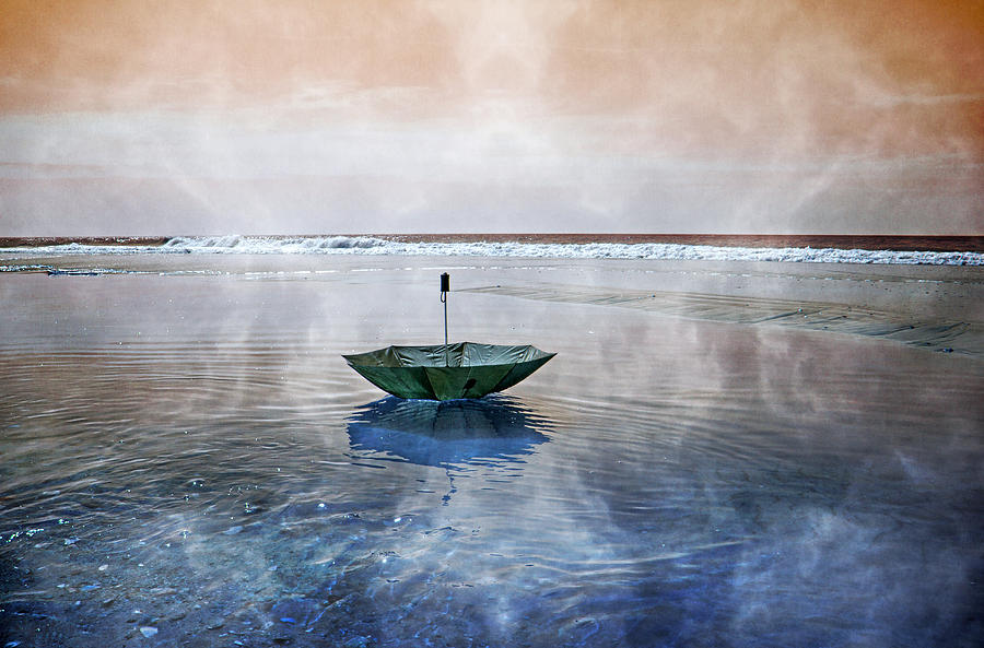 Topsail Photograph - Drifter by Betsy Knapp