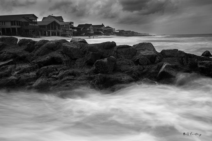 Water Photograph - Drifting Through by Bill Cantey