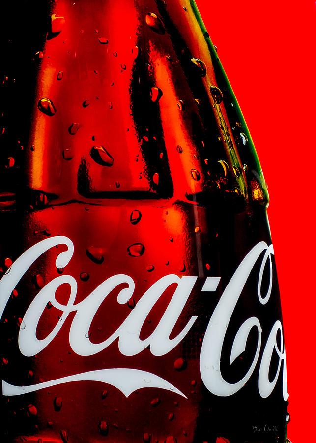 Coke Photograph - Drink Coca Cola by Bob Orsillo