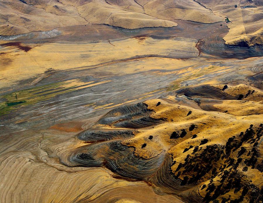 Landscape Photograph - Drought 1 by Sylvan Adams