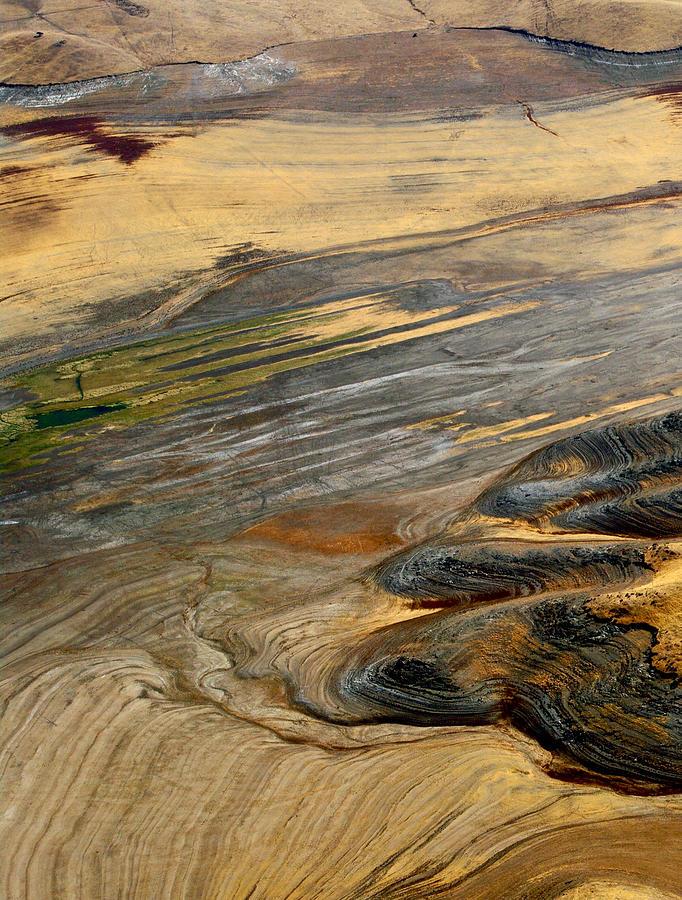 Landscape Photograph - Drought 2 by Sylvan Adams
