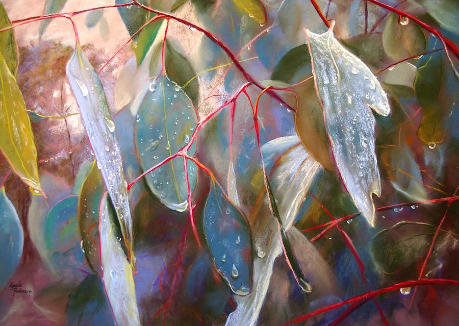 Lynda Robinson Painting - Drought Relief by Lynda Robinson