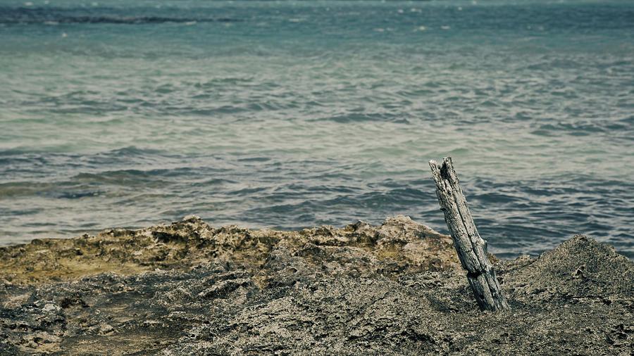 Abstract Photograph - Drunken Sailor by Kellianne Hutchinson
