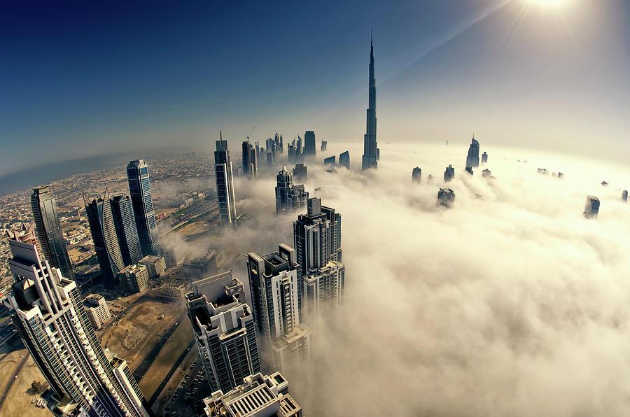 Dubai Photograph by © Naufal Mq