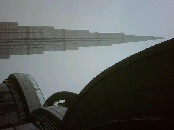 Dubai Photograph - Dubai--the Burj Khalifa by Sueraya Shaheen