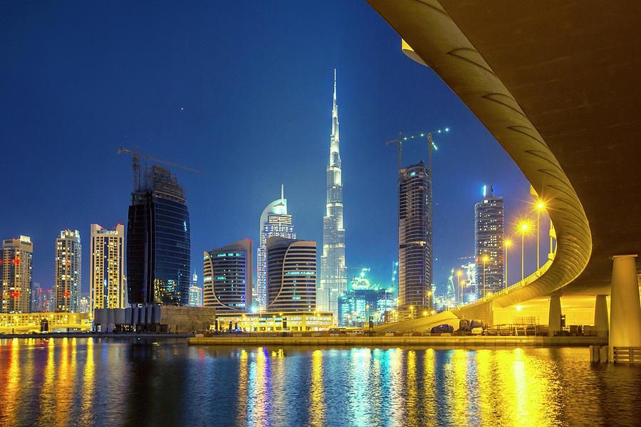 Dubai Photograph by Xavierarnau