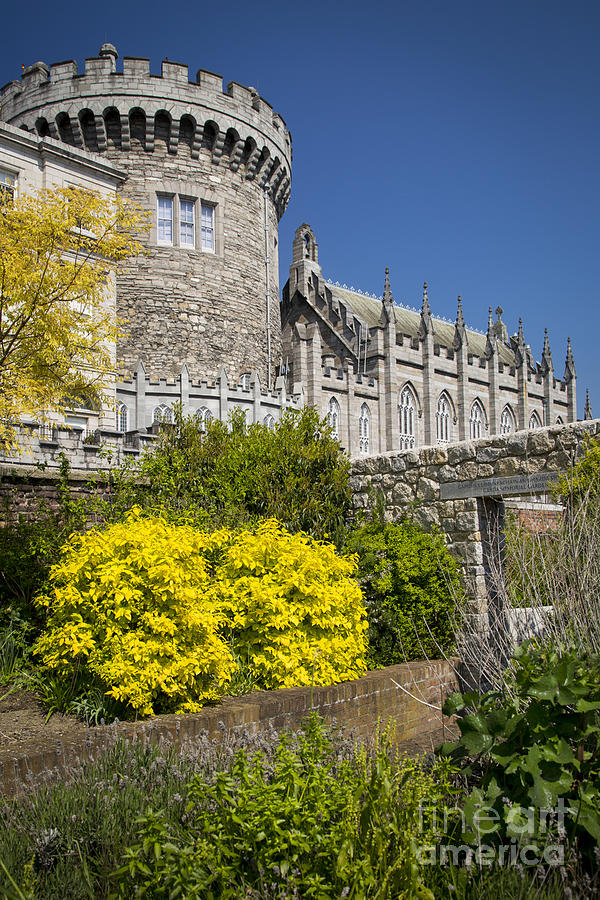 Dublin Castle Photograph