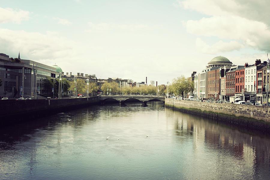 Dublin City Photograph by Ailbhe Odonnell