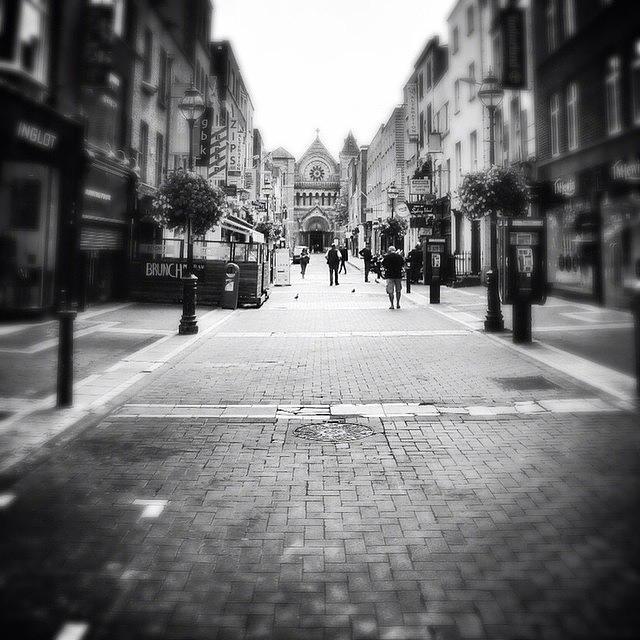 Urban Photograph - #dublin #ireland #urban #city by Luisa Azzolini