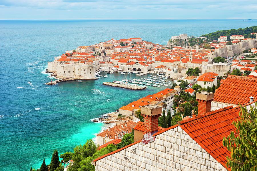 Dubrovnik, Croatia Photograph by Traveler1116