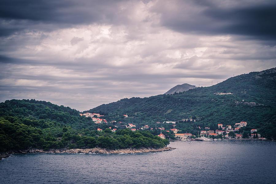 Matti Ollikainen Photograph - Dubrovnik Landscape by Matti Ollikainen