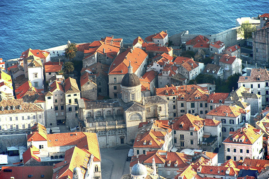 Dubrovnik Old City Photograph by Jason Maehl
