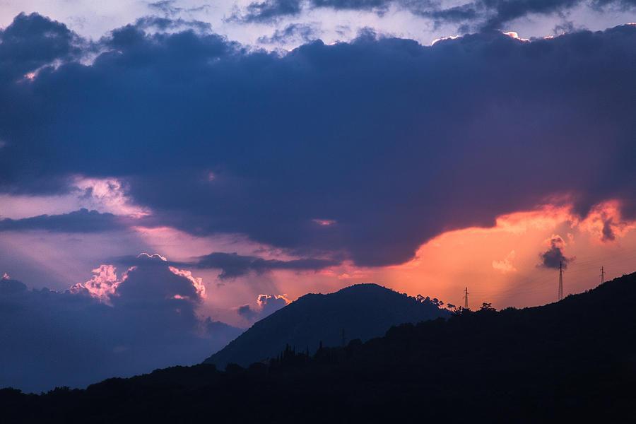 Matti Ollikainen Photograph - Dubrovnik Sunset by Matti Ollikainen