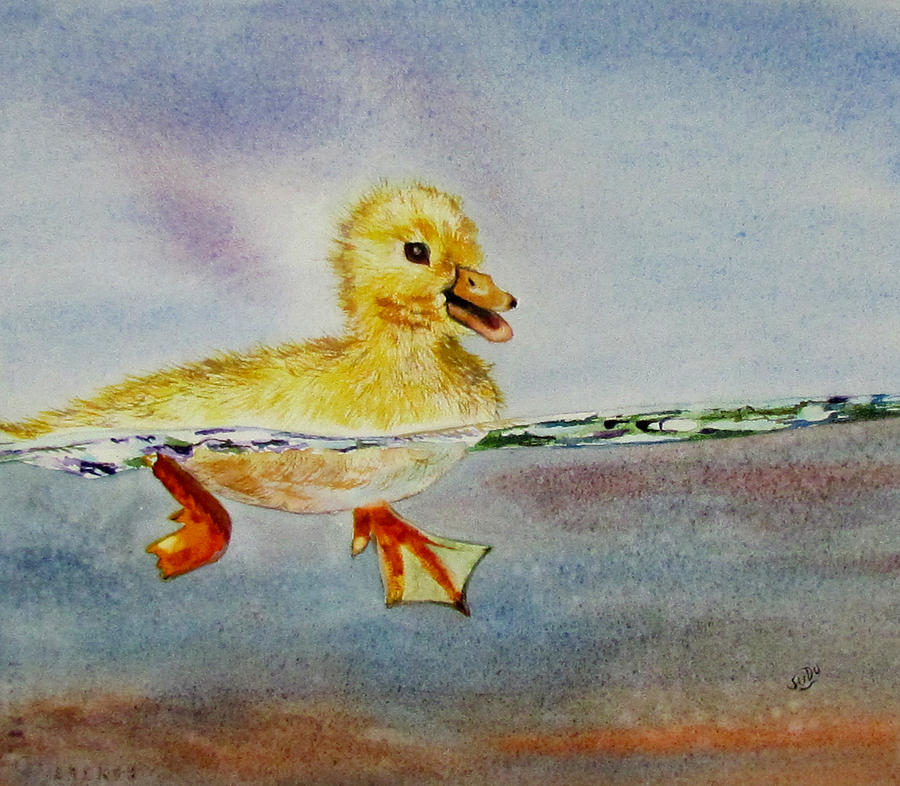 Duck to Water by Susan Duxter