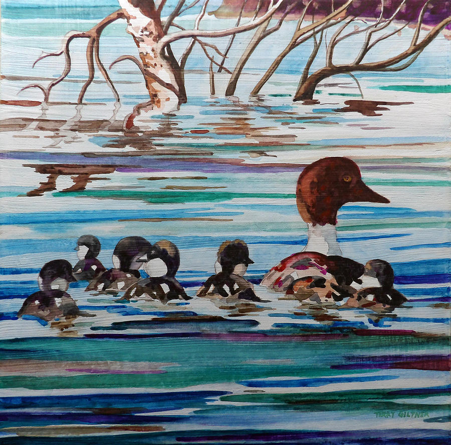 Ducks in a Row by Terry Holliday