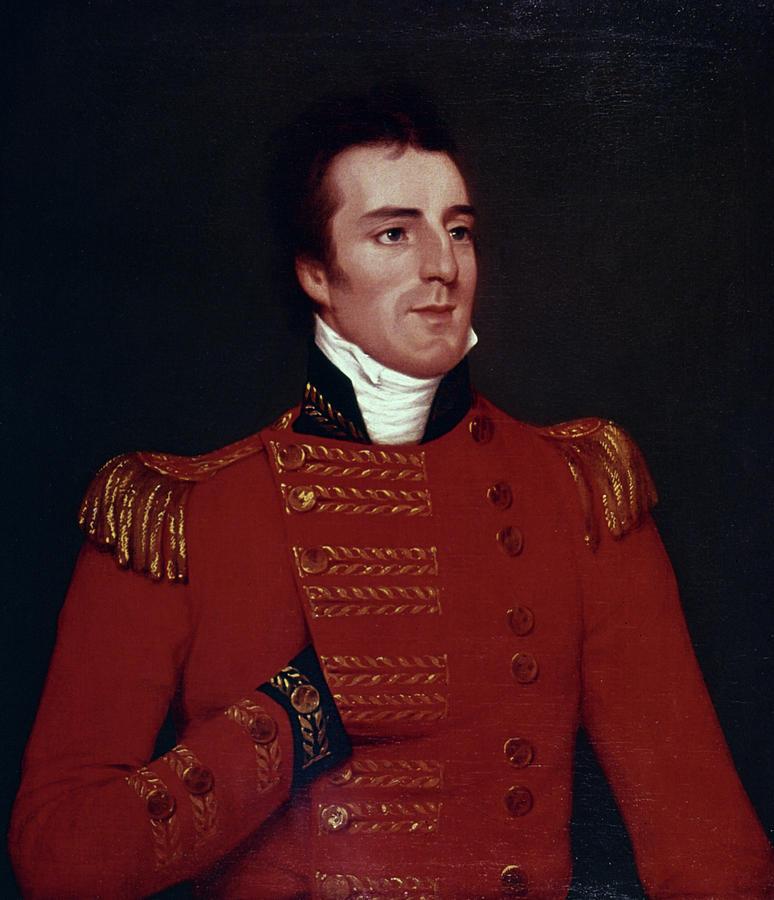 1804 Painting - Duke Of Wellington (1769-1852) by Granger