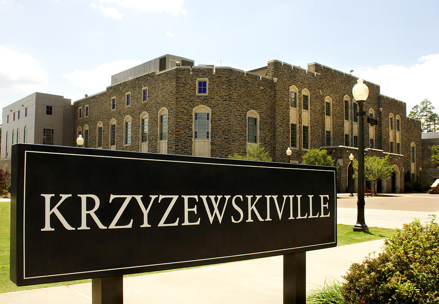 an overview of the duke and krzyzewski on the coaching plans James duke cameron (march 25, 1925  overview based in charlotte,  jeff capel temporarily took over coaching duties while krzyzewski.