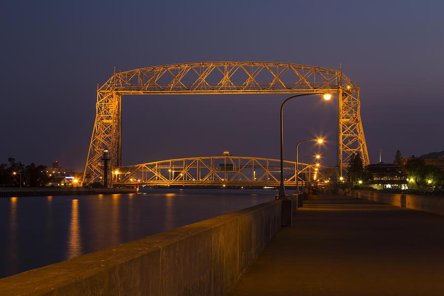 Duluth Lift Bridge 4 Photograph