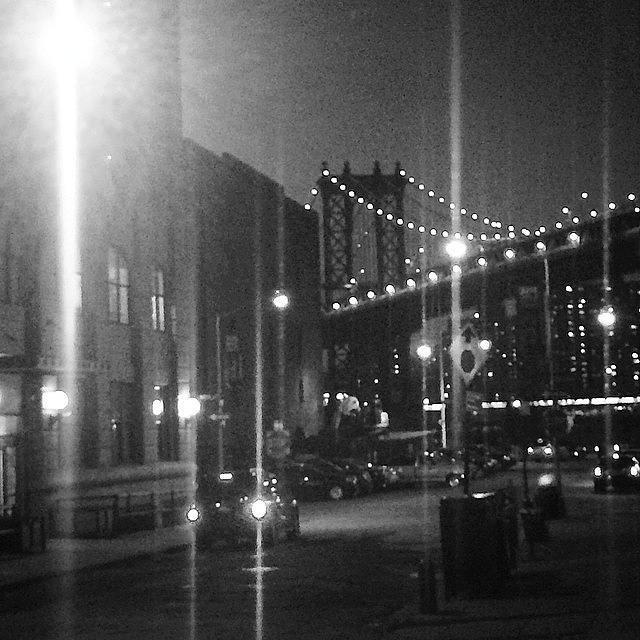 Brooklyn Photograph - #dumbo #brooklyn #brooklynbridge by Matthew Bryan Beck