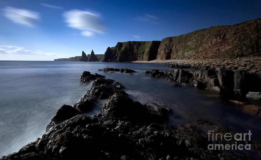 Scotland Photograph - Duncansby Head by Roddy Atkinson