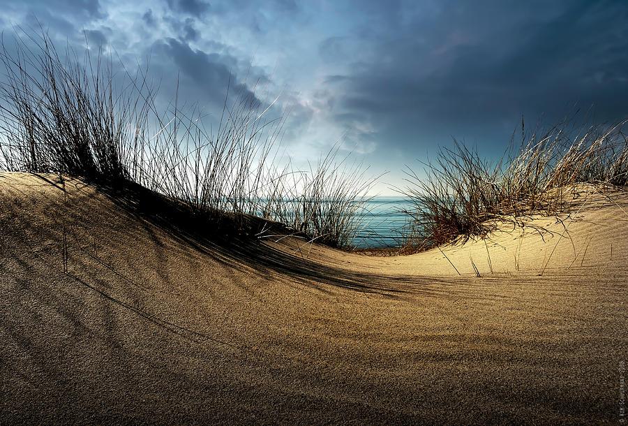 Netherlands Photograph - Dunes........... by Wim Schuurmans