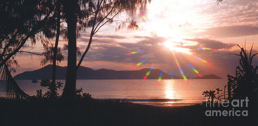 Australia Photograph - Dunk Island Australia by Jerome Stumphauzer