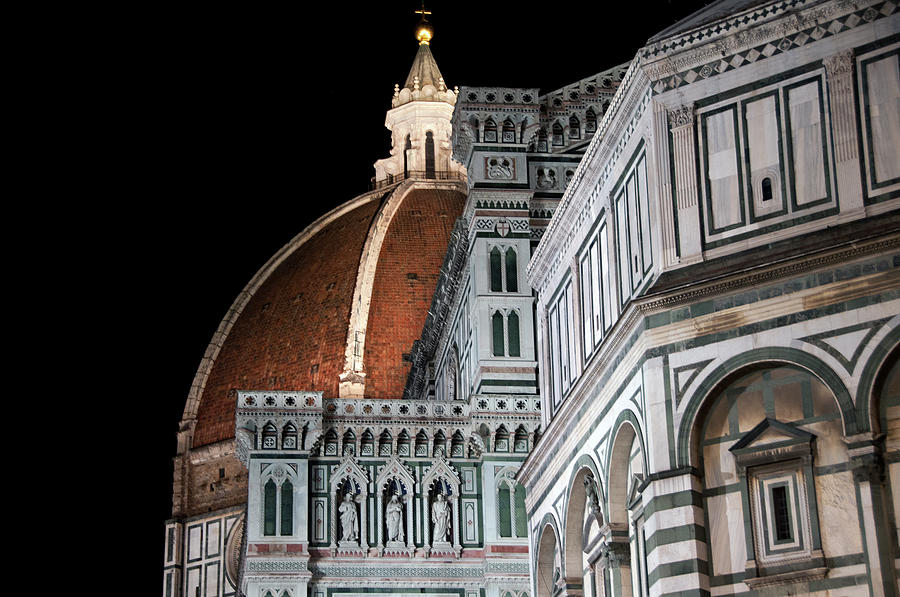 Duomo Architecture Photograph by Mitch Diamond