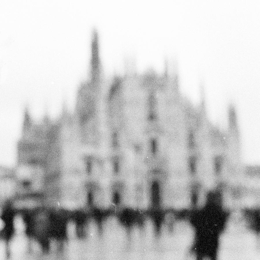 Milano Photograph - Duomo by Eugenia Kirikova