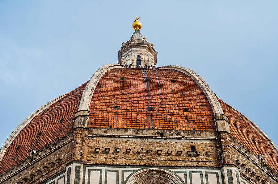 Dome Photograph - Duomo by Luis Alvarenga