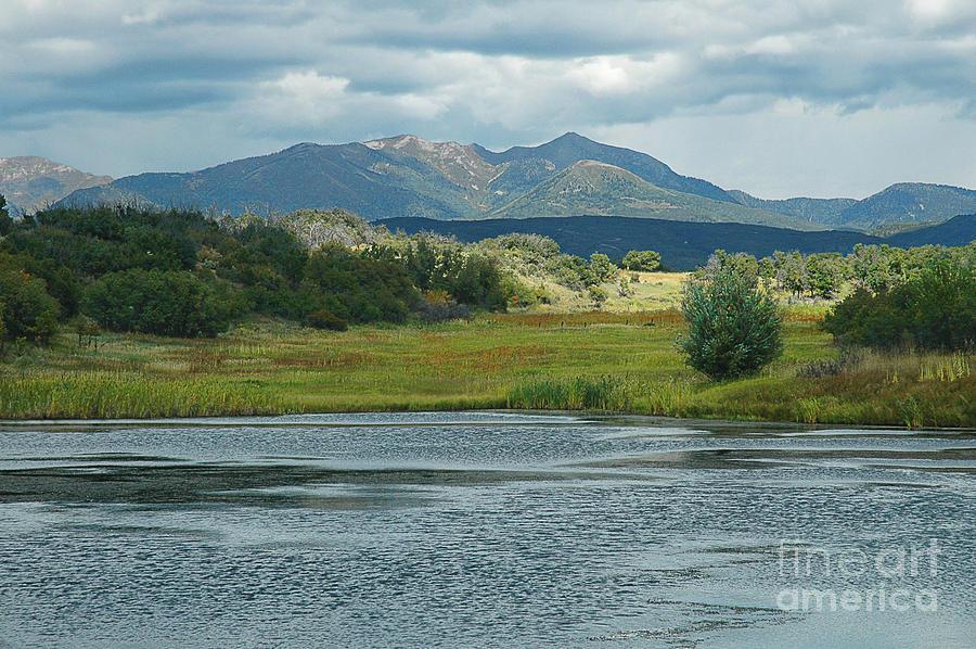 Durango Photograph by Tina Osterhoudt