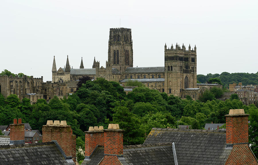 Durham Cathedral Photograph by William Nilly