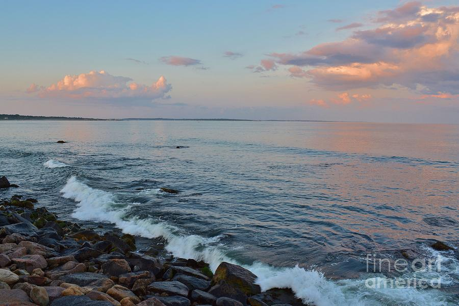 Dusk by the Sea by Tammie Miller