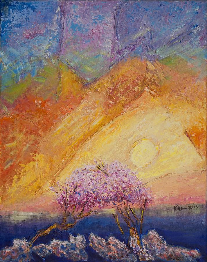 Killen Painting - Dusk by William Killen