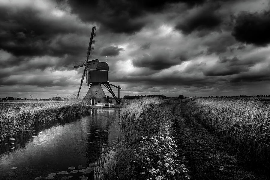 Mill Photograph - Dutch Pride by Michiel Hageman