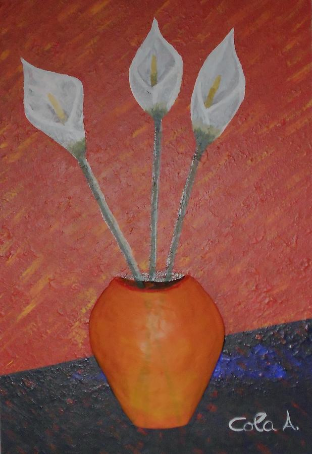 Fiori Painting - E Sempre Primavera by Andrea Cola