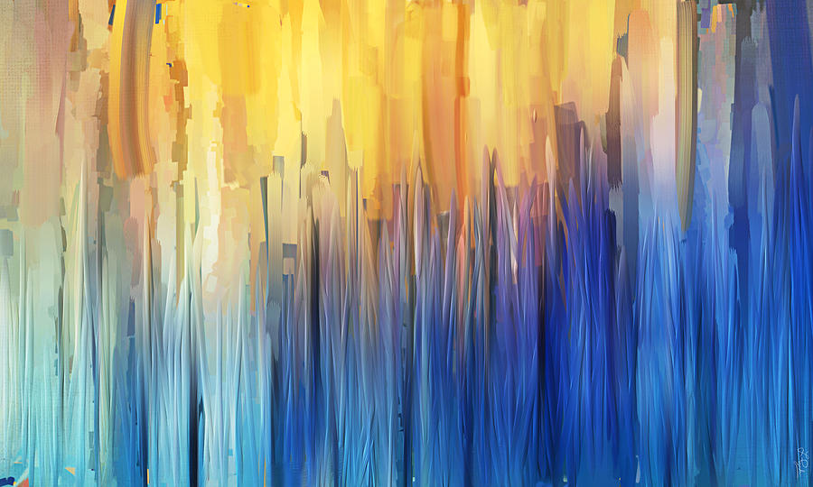 c729b04e820 Each Day Anew Painting by Lourry Legarde