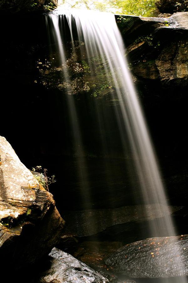 Kentucky Photograph - Eagle Falls by Amanda Kiplinger
