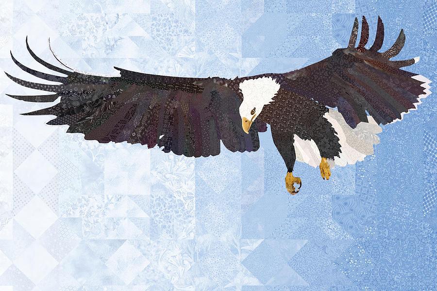 Eagle Sky by Robin Morgan