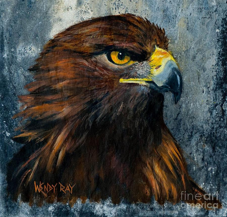 Eagle by Wendy Ray