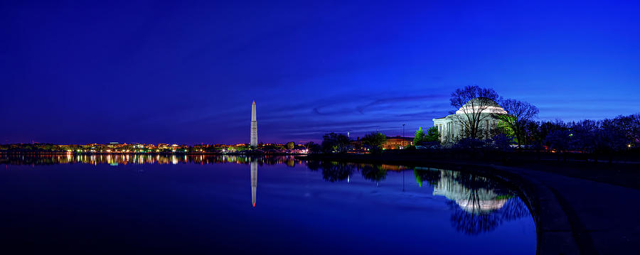 Dc Photograph - Early Morning Cherry Blossoms by Metro DC Photography
