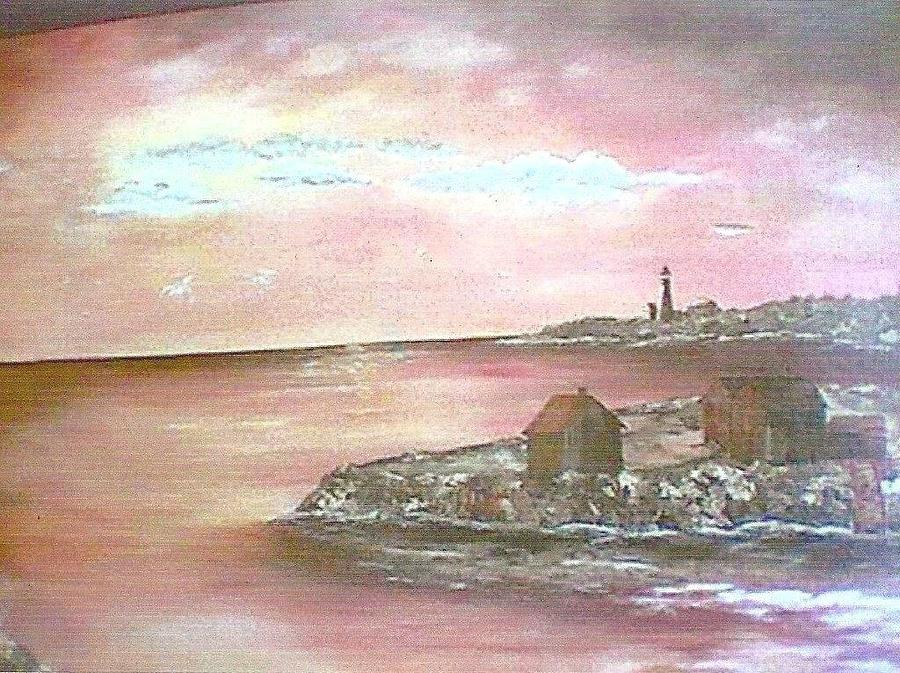 Early Morning Painting by Kathleen W Jones