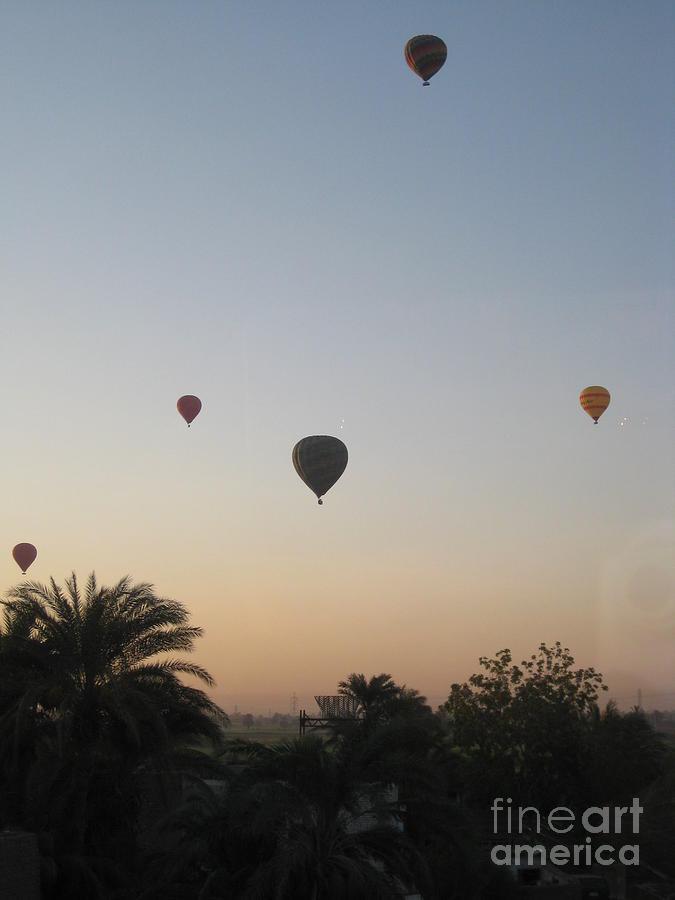 Early Morning Rising Photograph