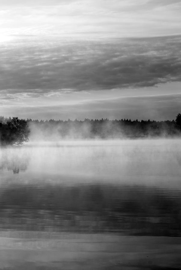 Lake Photograph - Early Morning by Sophia Sophia