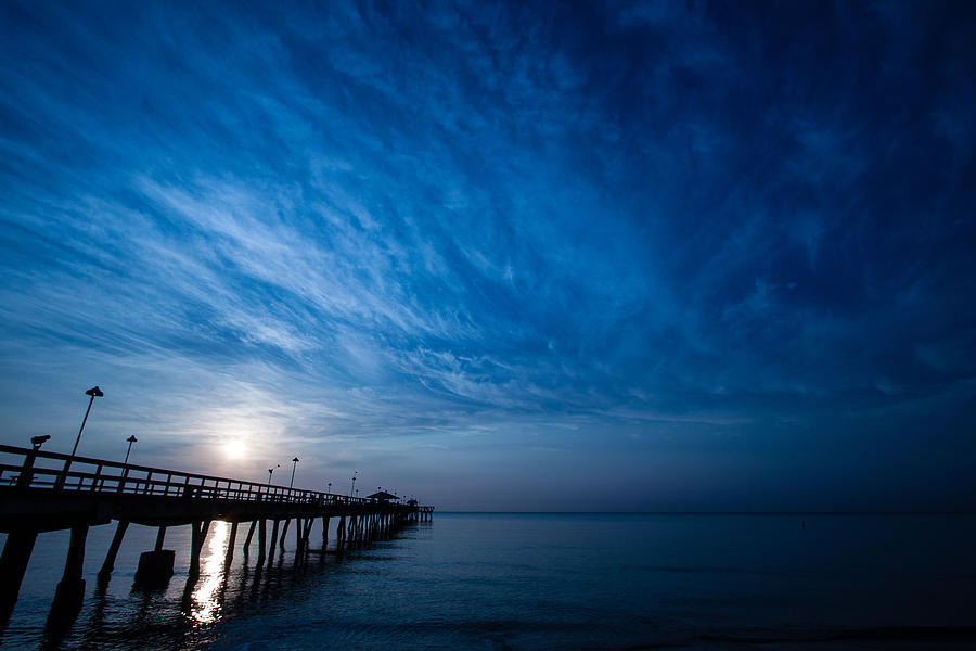 Florida Photograph - Early Morning Sunrise by Mike Burgquist