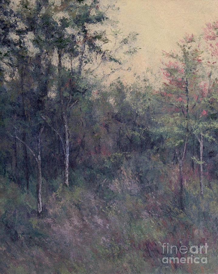 Early September Dusk Painting - Early September Dusk by Gregory Arnett