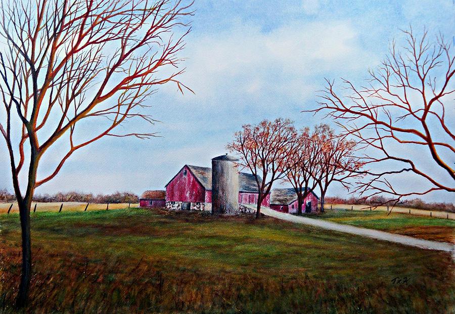 Early Spring by Thomas Kuchenbecker